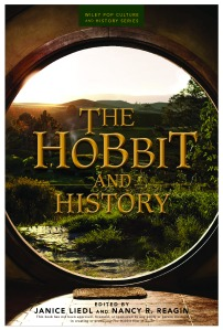 Cover for The Hobbit and history