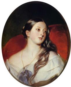 Queen Victoria, 1843