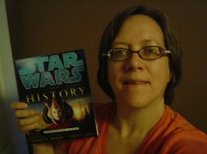 "Holding the galley for ""Star Wars and History"""