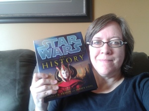 Star Wars and History in Hand