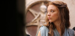 Margaery Tyrell plotting
