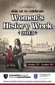 Women's History Week @LU